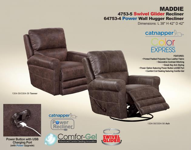 Magnificent Swivel Recliners Pabps2019 Chair Design Images Pabps2019Com